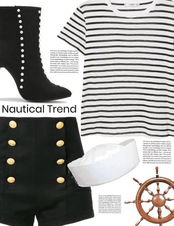 Trending now : Nautical trend