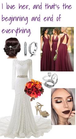 My Fall Wedding 😍
