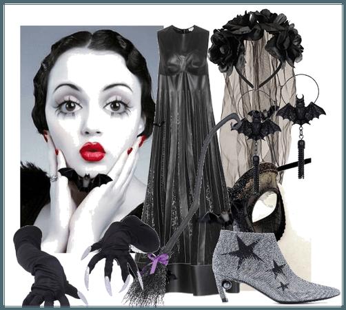 Quaintrelle  Black Witch