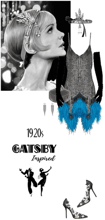 1920s - The Great Gatsby inspired
