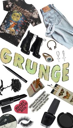Teenage Grunge