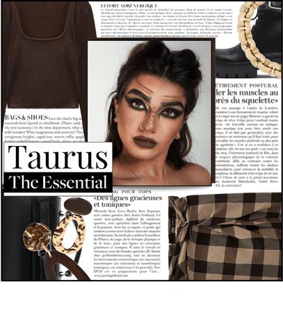 Fashion File: The Taurus's Essential Closet - Contest