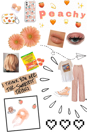 Peachy Outfit