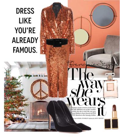 Glamorous Holiday Host 2018