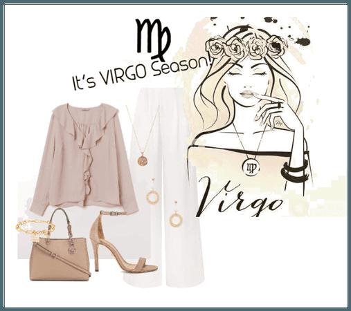 Virgo Season Look