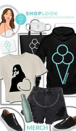 Add ShopLook Merchandise to Your Closet!
