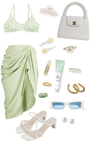Green Pool Day