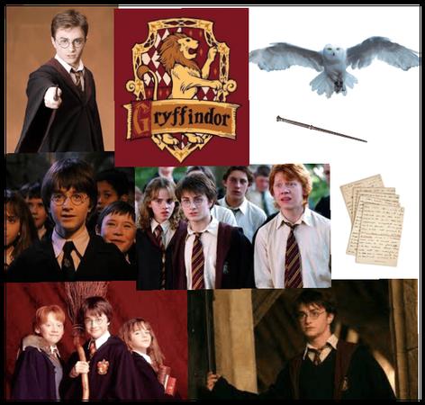 I love Harry Potter it's cool