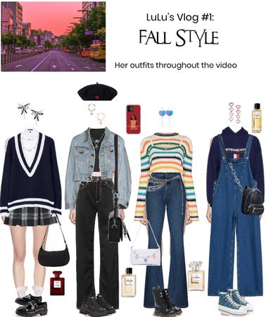 LuLu's Vlog #1: Fall Style