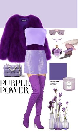 🔮 Purple Monochrome 🔮