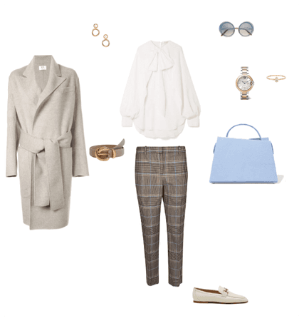 Sophisticated business outfit
