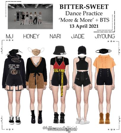 BITTER-SWEET [비터스윗] Dance Practice 210413
