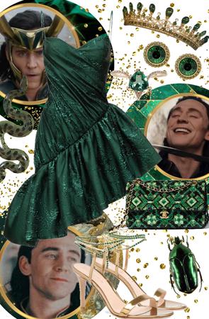 Loki Inspired