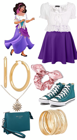 Esmerelda Disneybound