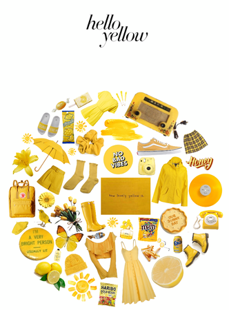 hello, yellow