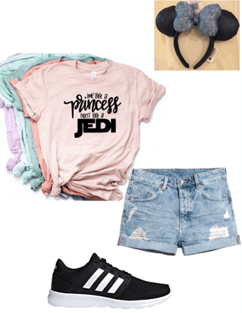 Disney World Day 1 outfit