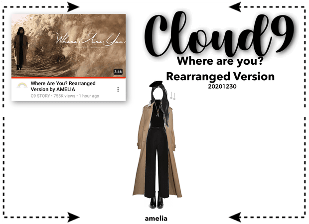 Cloud9 (구름아홉) | Where Are You? Rearranged | 201230