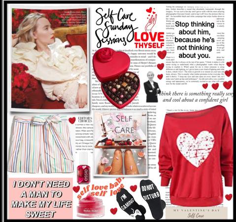 Self-love Valentine