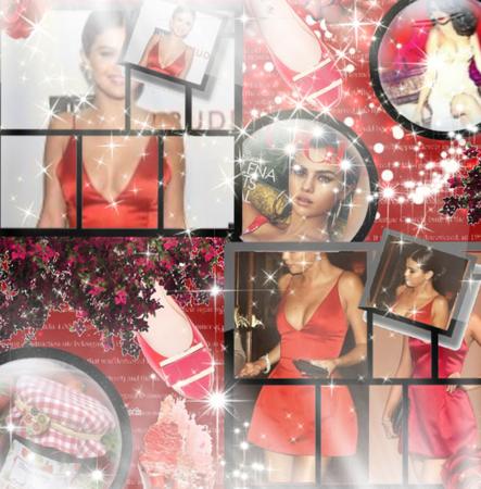 Miss Selena| fan art by @looksbylyla