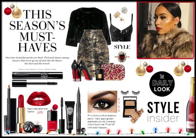 Holiday Season Makeup 2018