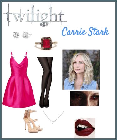 Twilight Oc: Carrie Stark