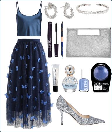 Blue butterflies 🦋