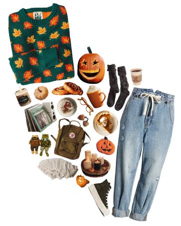 ~pumpkin spice