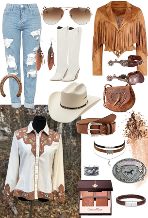 Cowgirl Crown