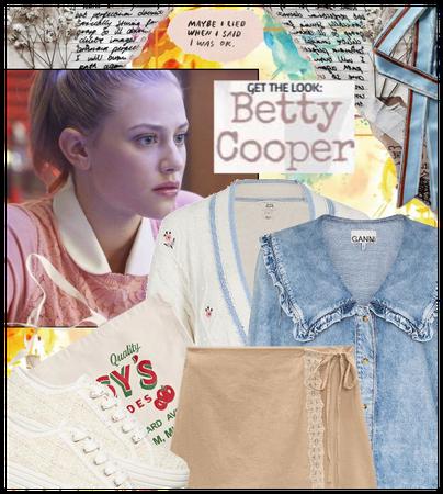 Betty cooper: Riverdale