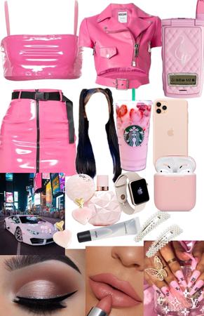 pink girl 👧
