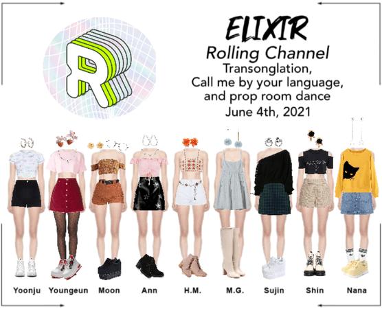 ELIXIR (엘릭서) on the ROLLING channel