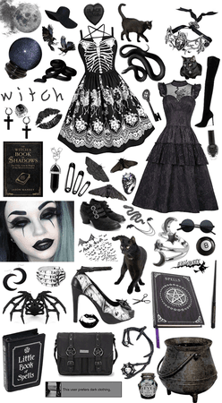 Witchy Vibes 🖤💀✨💀🖤