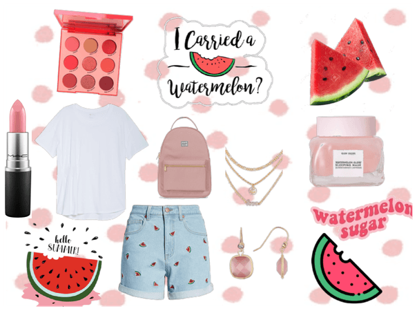 Watermelon Outfit🍉