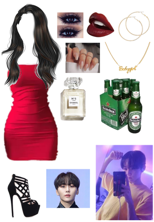 Going to Seungkwan's party