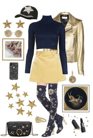 Capricorn Birthday Style - To the Stars