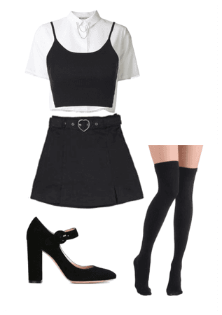 WJSN secret live outfit