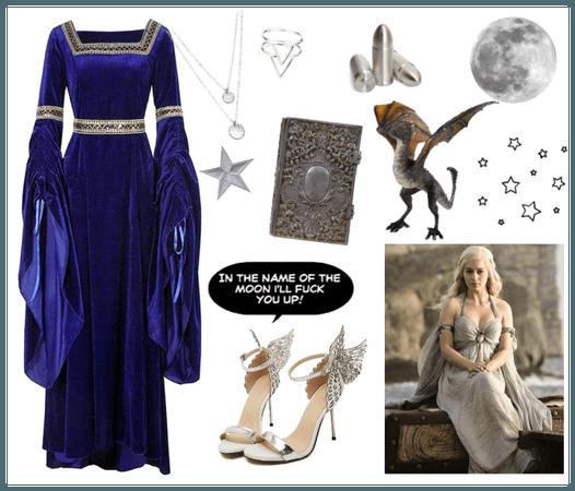 artemis zeusdottir - outfit one