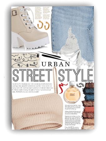 URBAN STREET STYLE 🖤