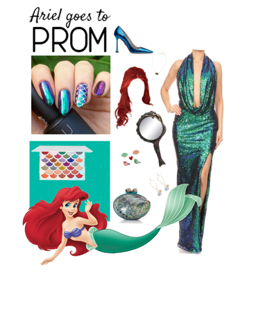 Ariel goes to Prom 2019