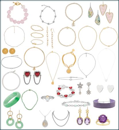 Saiki K occasion jewellery
