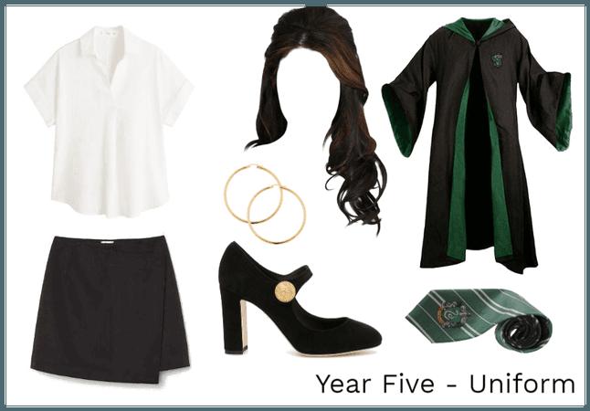 Year Five - Uniform
