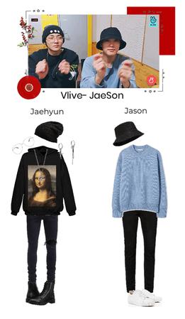 Vlive- Jaeson