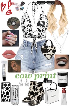cow print🐮🐄