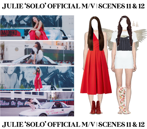 [HEARTBEAT] JULIE 'SOLO' OFFICIAL MUSIC VIDEO   SCENES 11&12