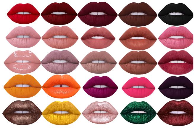 Lime Crime Lipstick Compilation 1