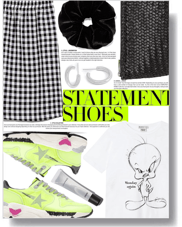 statement shoes: sneaker edition