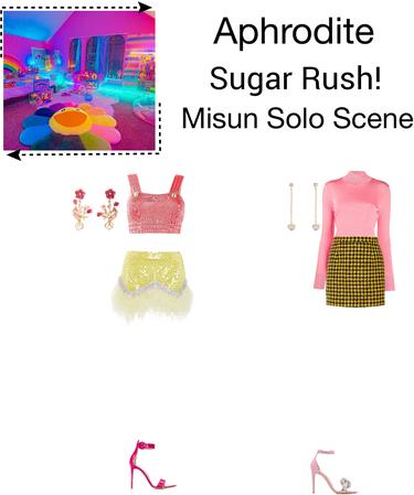 Sugar Rush!-Misun Solo Scene