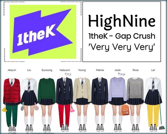 HighNine (하이 나인) 1theK [Gap Crush]