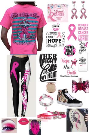 October Breast Cancer Awareness Month💖💘💝💕💓💞💗