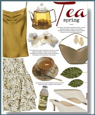Tea lingth spring II.